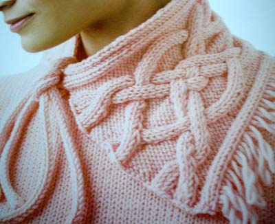 Epstein Pink braided cables