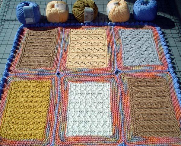 Baby Blanket starter kit