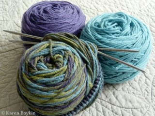 sample swatch yarns